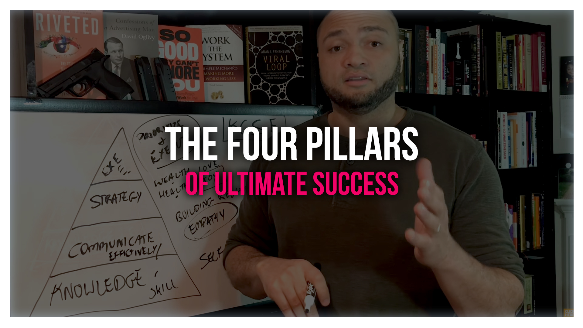 4 Pillars Of Ultimate Success