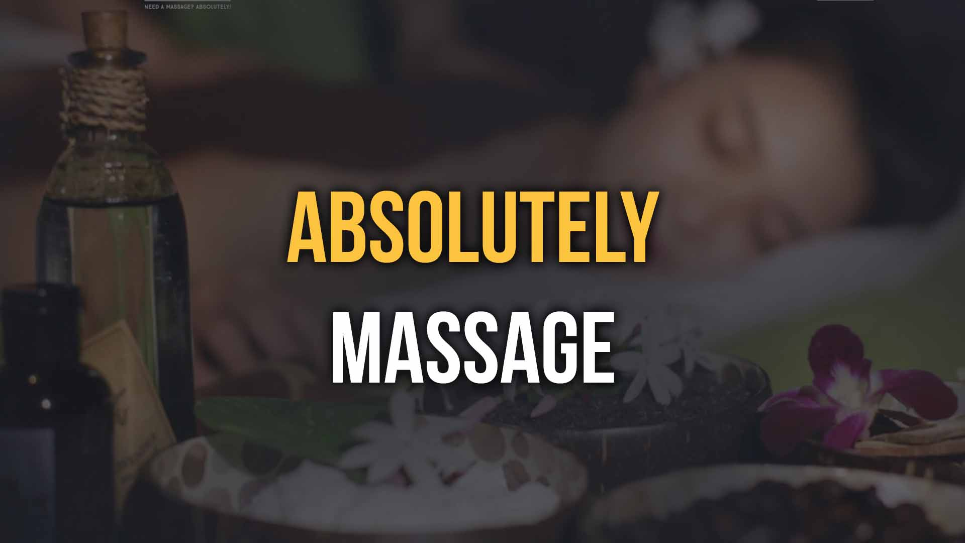 Absolutely Massage