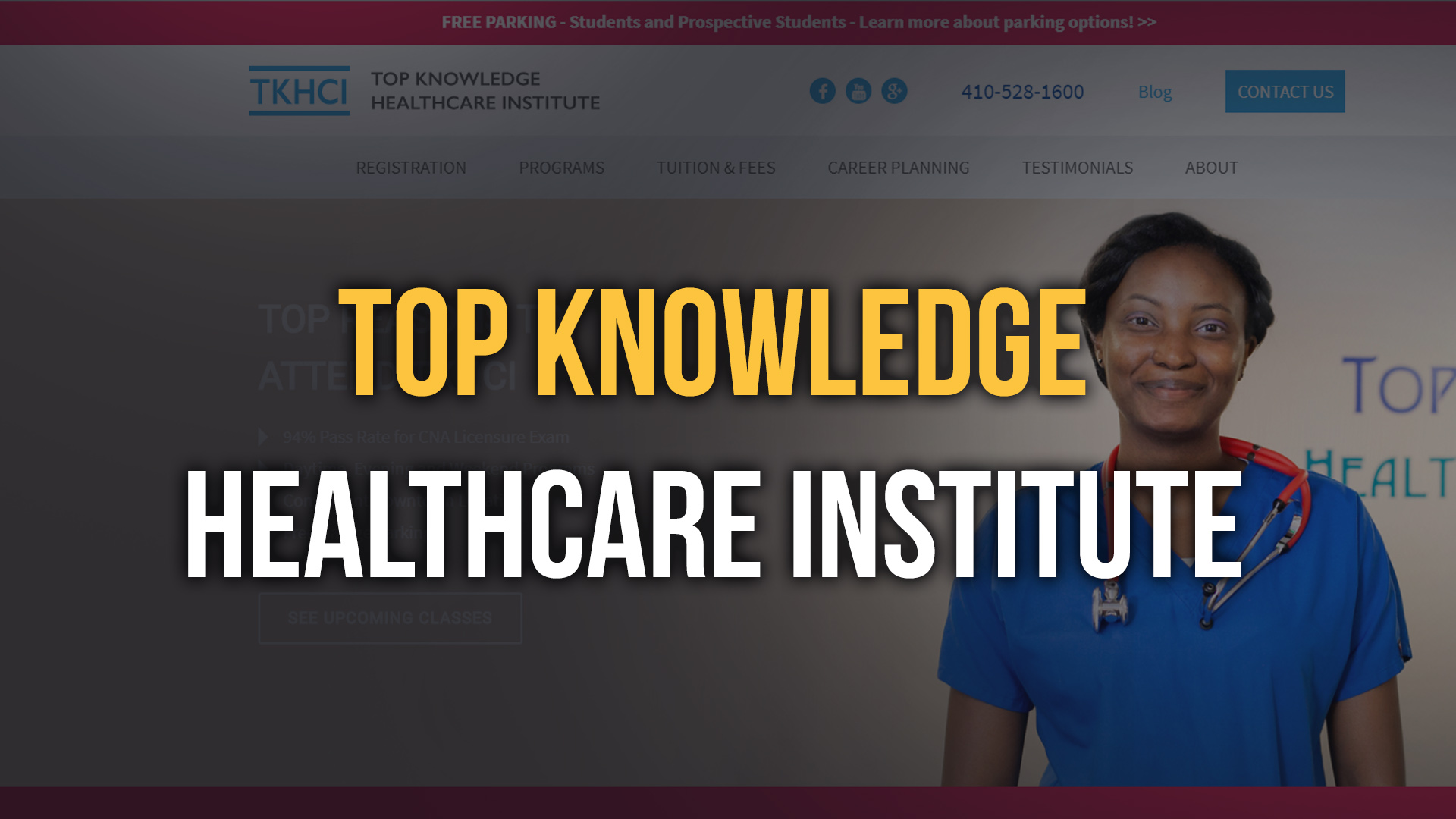 Top Knowledge Healthcare Institute